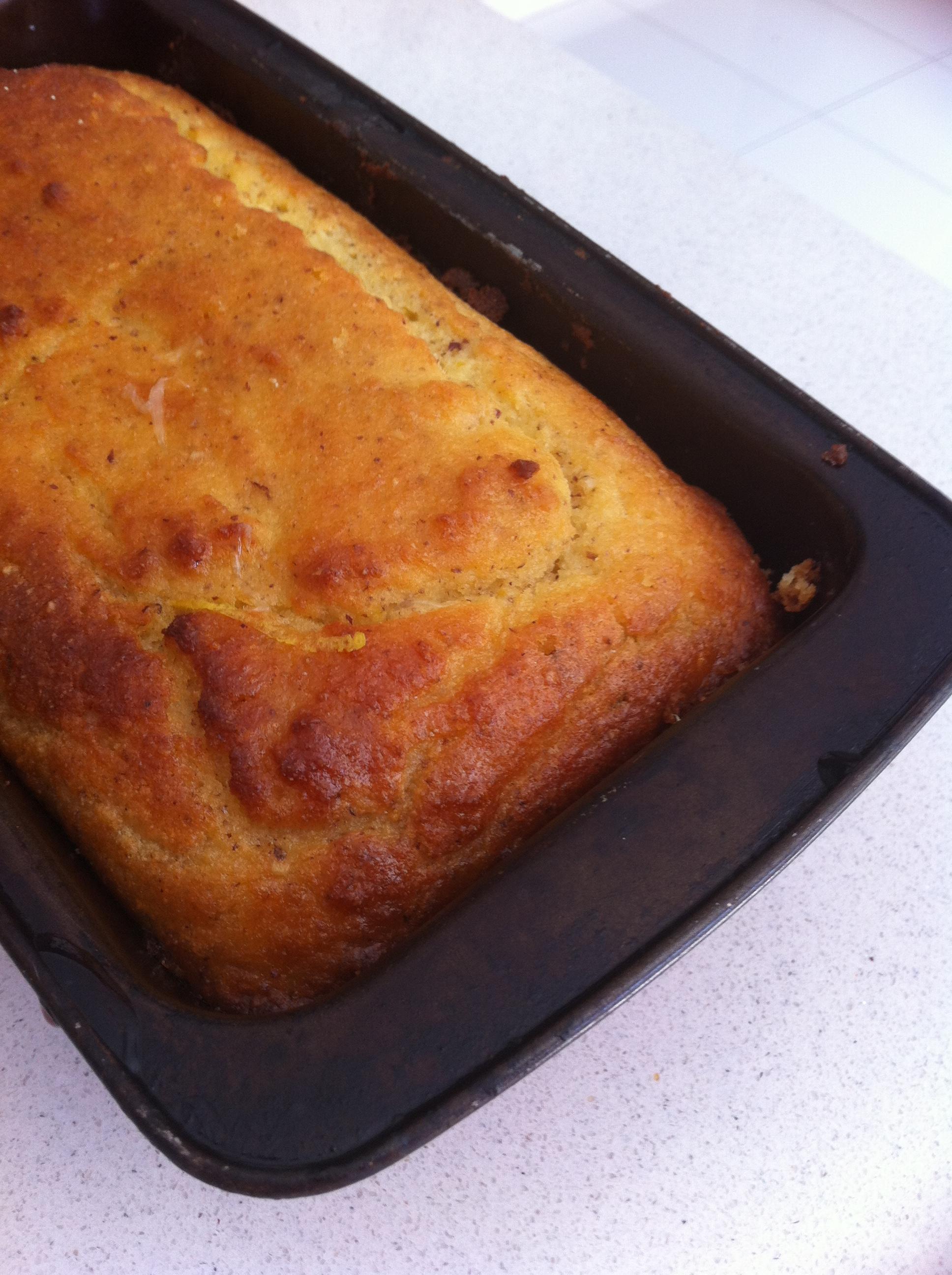 Lemon Hazelnut Cake Clevercook