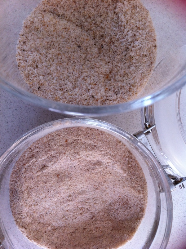 Psyllium Husks and Powder