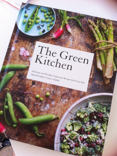 A lovely new cookbook