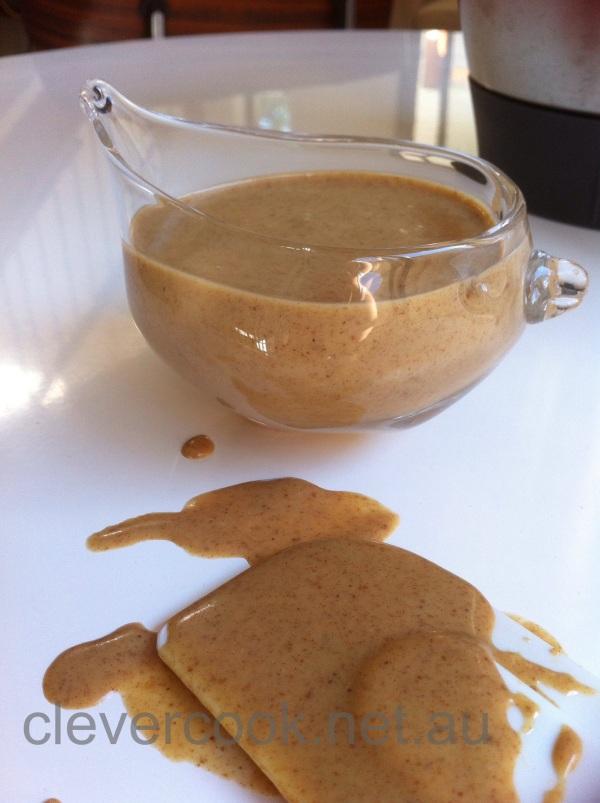 Raw Caramel Sauce