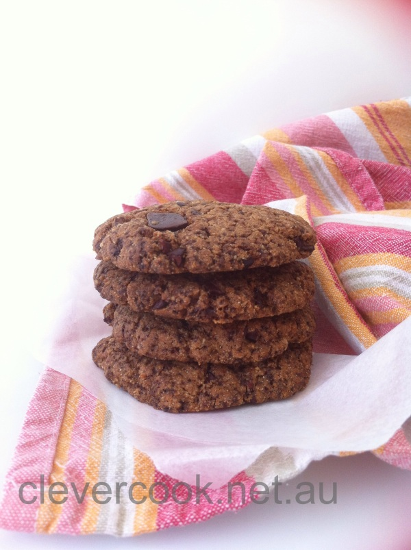 Chocolate Chip Biscuits - Gluten-free, Dairy-free, Egg-free