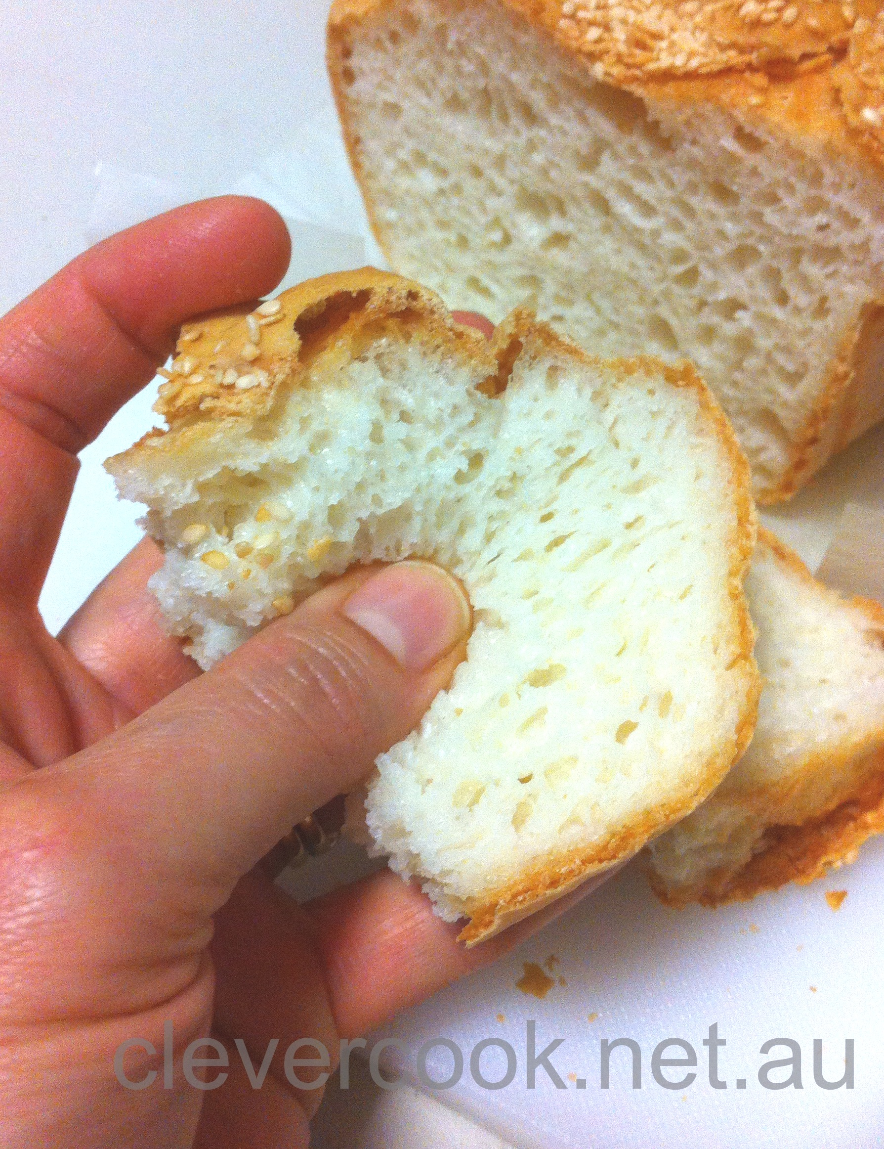 Gluten-Free White Bread For Bread Machines Recipes — Dishmaps