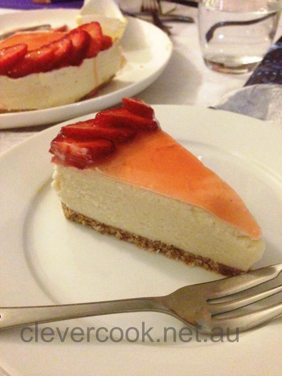 strawcheesecake