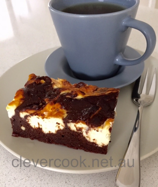 choccheesebrownie