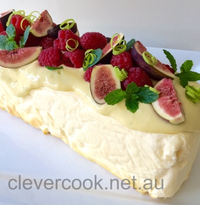white choc cheesecake